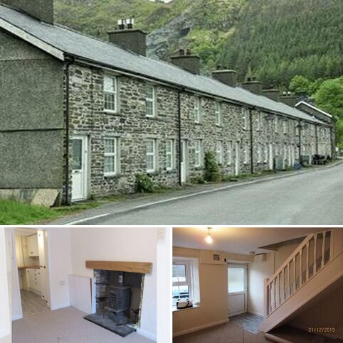 2 bedroom terraced house to rent - Pensarn, Machynlleth