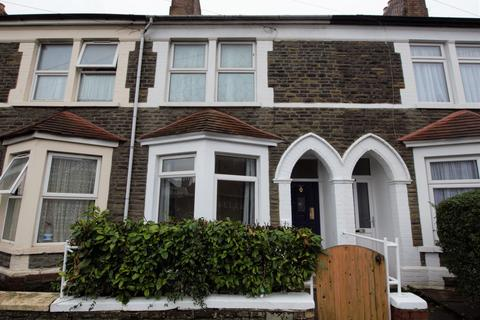 3 bedroom terraced house to rent - Strathnairn Street, Roath, Cardiff