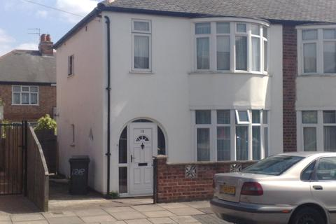 3 bedroom semi-detached house to rent - Neville Road, Leicester,