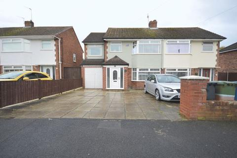 4 bedroom semi-detached house for sale - Briarfield Avenue, Widnes
