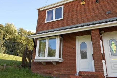2 bedroom semi-detached house to rent - Fairmead Close, Mapperley, Nottingham