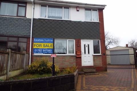3 bedroom semi-detached house for sale - Angus Close, Stoke-On-Trent