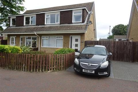 3 bedroom semi-detached house for sale - Lynfield Place, BLAKELAW,  Newcastle upon Tyne