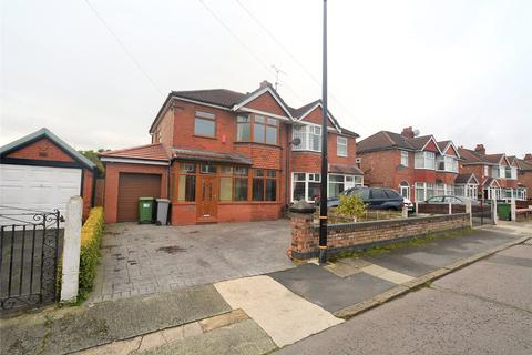 3 bedroom semi-detached house for sale - Montrose Avenue, Stretford, Manchester, M32