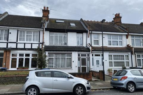 5 bedroom terraced house for sale - River Avenue, Palmers Green, N13