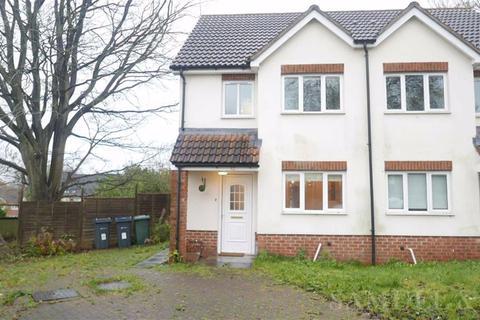 2 bedroom semi-detached house to rent - Kipling Road, Northfield