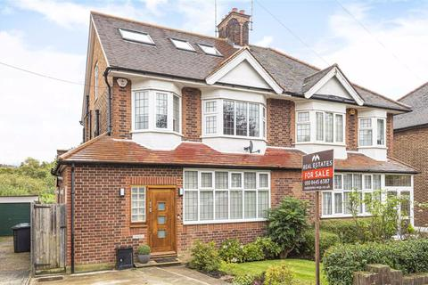 4 bedroom semi-detached house for sale - Chanctonbury Way, Woodside Park