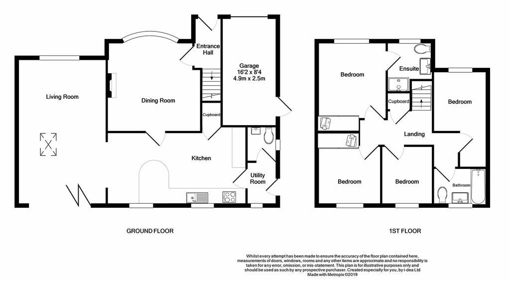 Floorplan: 10 Downing Court print.JPG