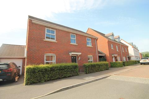 4 bedroom detached house for sale - Coldstream Way, Thatcham, RG19