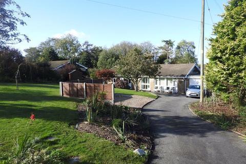 3 bedroom detached bungalow for sale - Pontgarreg, Llandysul, Ceredigion