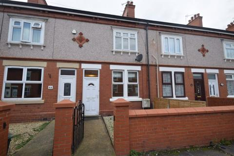 2 bedroom house to rent - Bertie Road, Wrexham