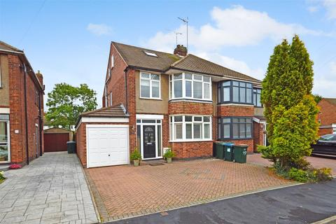 4 bedroom semi-detached house for sale - Frobisher Road, Styvechale, Coventry