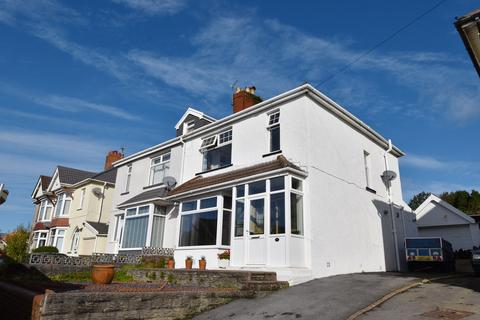 3 bedroom semi-detached house for sale - Lon Mefus, Sketty, Swansea, SA2