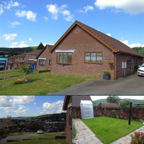 3 bedroom detached bungalow for sale - Clos Ceri, Clydach, Swansea