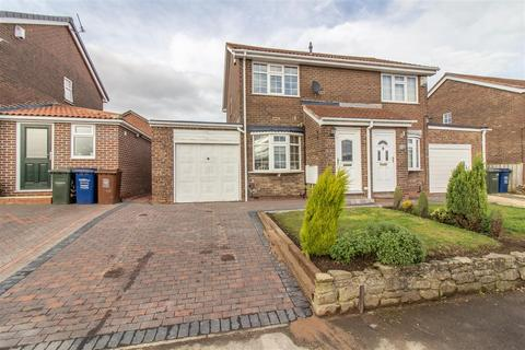 2 bedroom semi-detached house for sale - Aldeburgh Avenue, Newcastle Upon Tyne