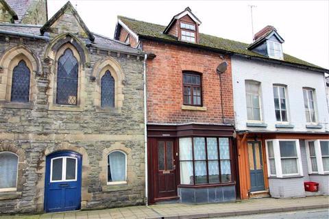 3 bedroom terraced house for sale - Maldwyn House, Bridge Street, Llanfair Caereinion, Welshpool, Powys, SY21