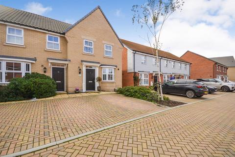 3 bedroom end of terrace house for sale - Rowan End, Southminster