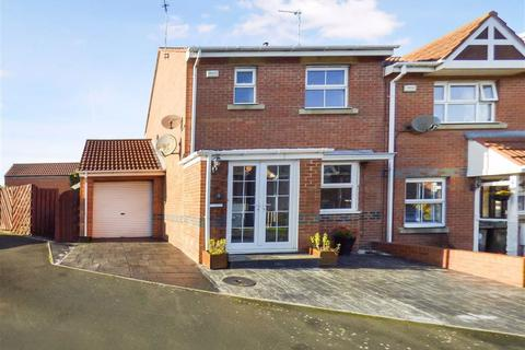 3 bedroom terraced house for sale - Hillheads Court, Whitley Bay