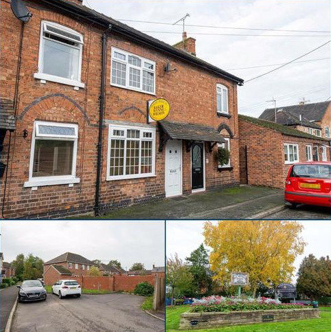 2 bedroom terraced house for sale - Gladstone Street, Nantwich, Cheshire
