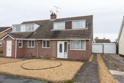 2 bedroom semi-detached bungalow for sale - Carroll Drive, Crewe, Cheshire