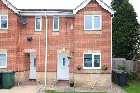 2 bedroom end of terrace house for sale - Thorpe Gardens, Middleton