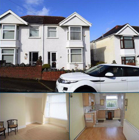3 bedroom semi-detached house for sale - Bohun Street, Swansea, SA5