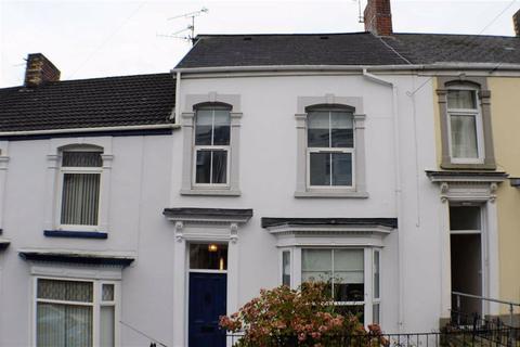 4 bedroom terraced house for sale - Glanmor Crescent, Swansea, SA2