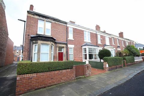 2 bedroom end of terrace house to rent - Rosedale Terrace, North Shields