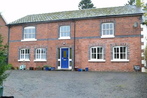 5 bedroom semi-detached house for sale - Stores Farm, Pant-y-Dwr, Rhayader, Powys, LD6