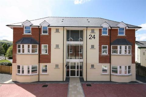 1 bedroom flat for sale - 24, Valentine Court, Llanidloes, Powys, SY18