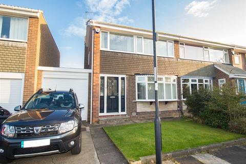 3 bedroom semi-detached house for sale - Arcot Drive, West Monkseaton