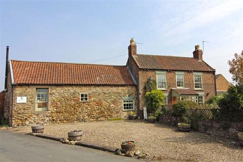 4 bedroom detached house for sale - Village Farm, Back Street, Skipsea, Driffield, East Yorkshire