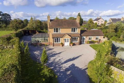 4 bedroom detached house for sale - Four Crosses, Four Crosses Llanymynech, SY22