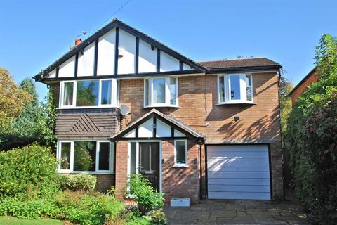 4 bedroom detached house for sale - Church Road, Wilmslow