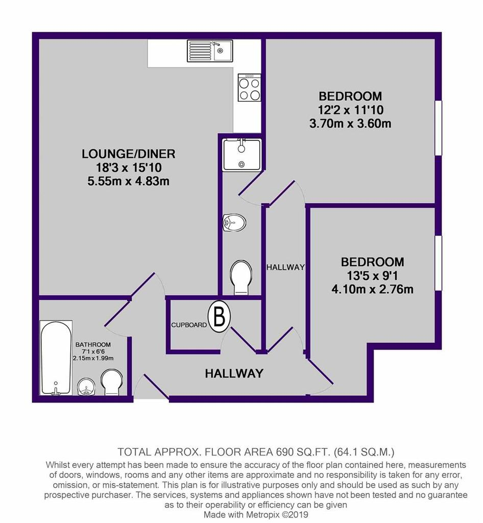 Floorplan: 8 Airedale House.JPG