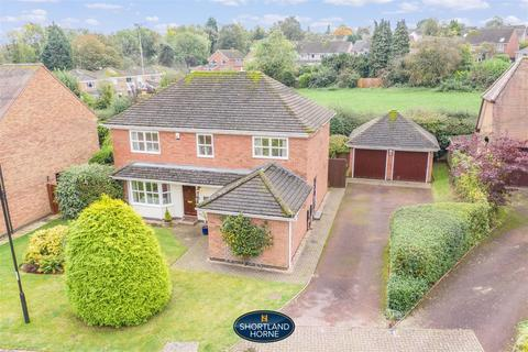 4 bedroom detached house for sale - Canford Close, Finham, Coventry