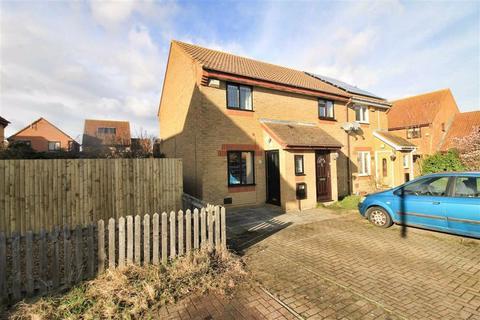 2 bedroom end of terrace house for sale - Longhedge, Caldecotte, Milton Keynes, MK7