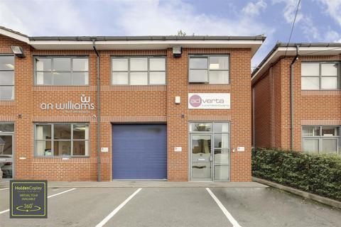 Industrial unit for sale - Park Lane Business Centre, Basford, Nottinghamshire, NG6 0DW