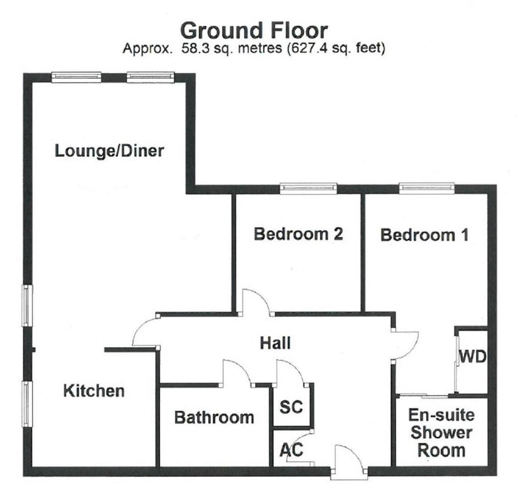 Floorplan: Buckle House.jpg