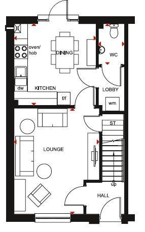 Floorplan 2 of 2: Gf