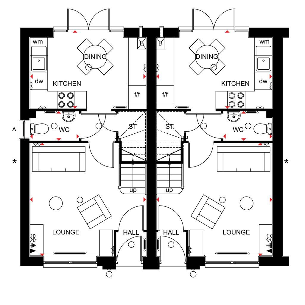 Floorplan 1 of 2: Kendal