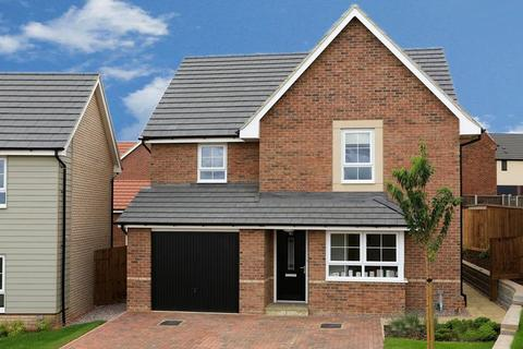 4 bedroom detached house for sale - Moss Lane, Macclesfield, MACCLESFIELD
