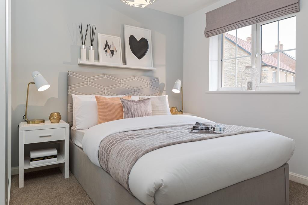 Finchley double bedroom
