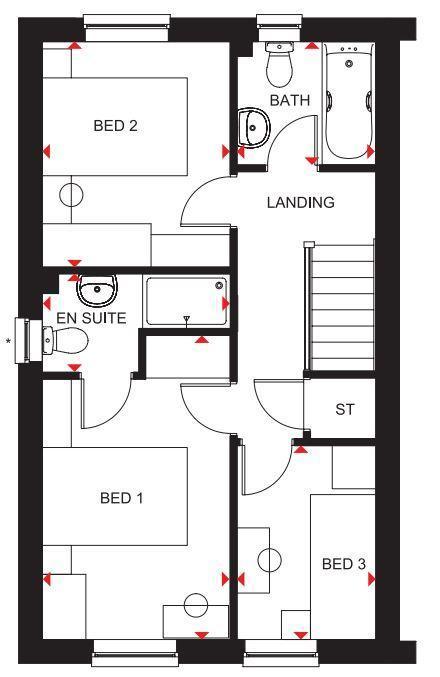 Floorplan 2 of 2: Finchley