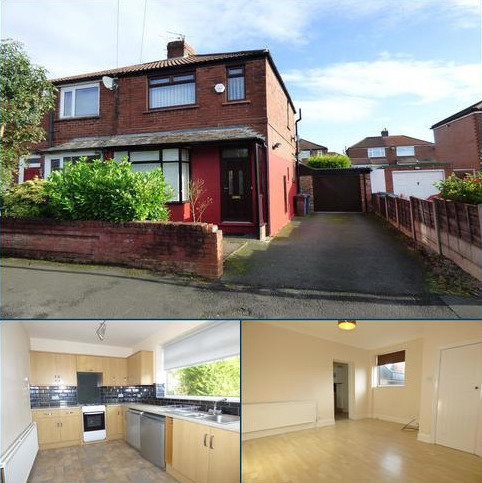2 bedroom semi-detached house to rent - Ashworth Street, Failsworth, Manchester, M35