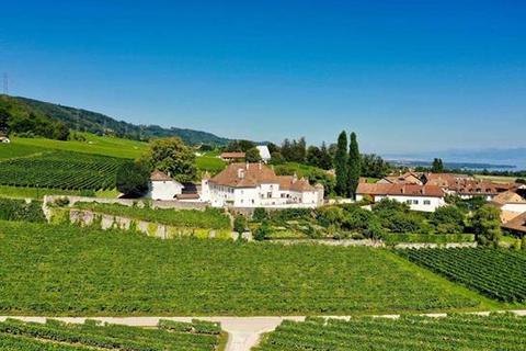 10 bedroom cottage - Bursins, Vaud