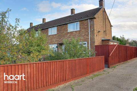 3 bedroom semi-detached house for sale - Chapnall Road, Walsoken