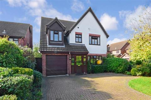 4 bedroom detached house for sale - Wakes Colne, Wickford, Essex