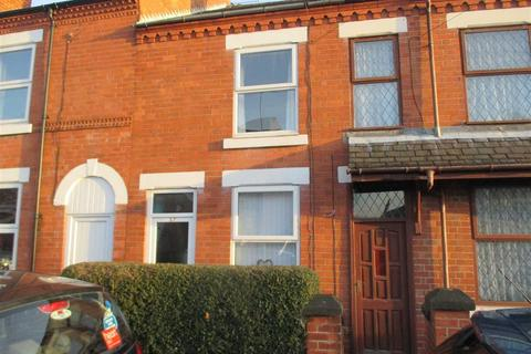 2 bedroom terraced house to rent - Queens Road North, Eastwood, Nottingham