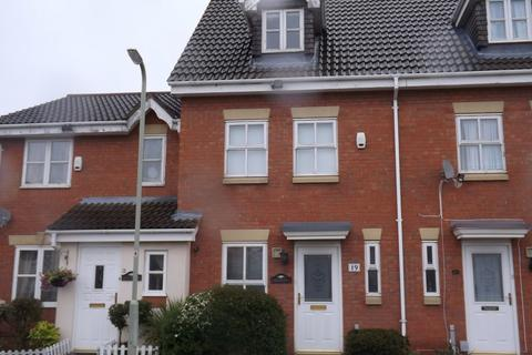 3 bedroom townhouse to rent - Armstrong Drive, Bedford